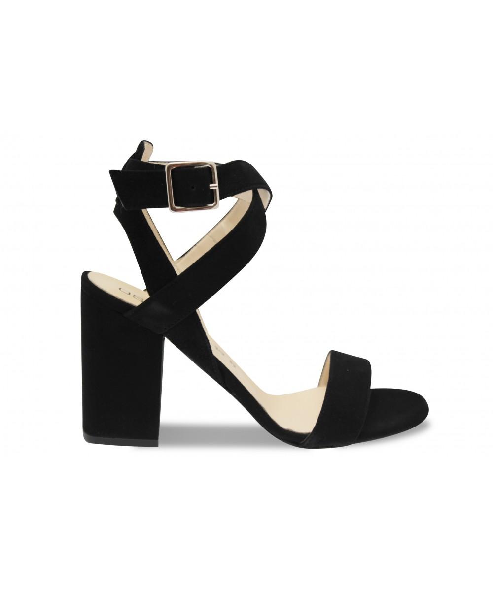 tendance talon carr sign e osmose shoes paris en sandale bride. Black Bedroom Furniture Sets. Home Design Ideas