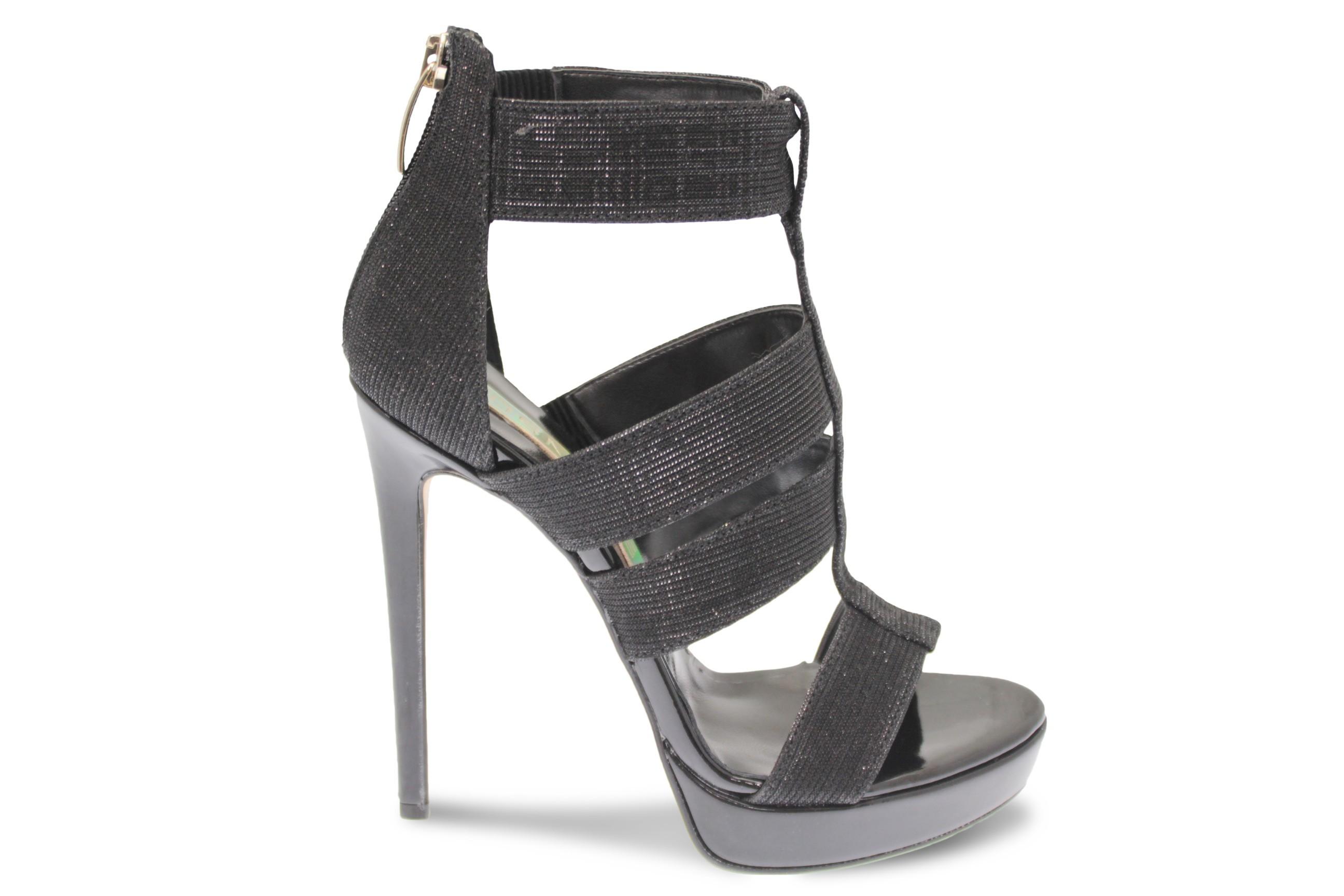 Tissu Osmose Brillez Noir ShoesSandale Multibride En De Talon CBrWQxeEdo