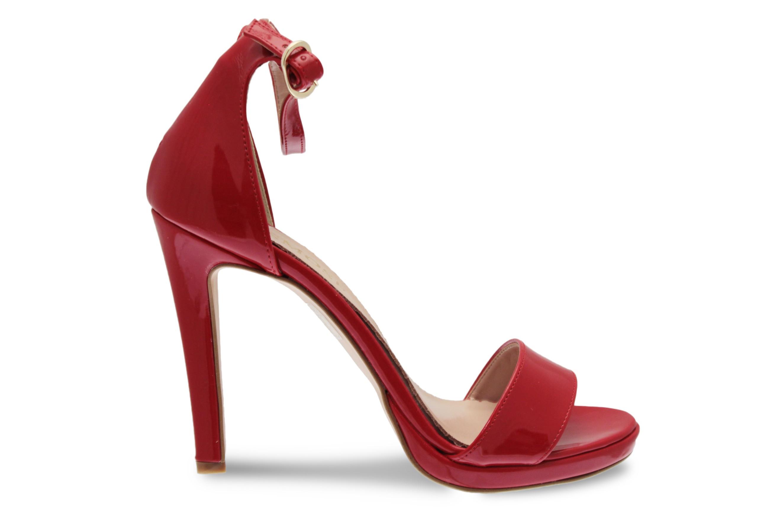 Sandale Bride À Passionnez Verni Vos Shoes Osmose Paris En Looks Rouge erdCBWxo