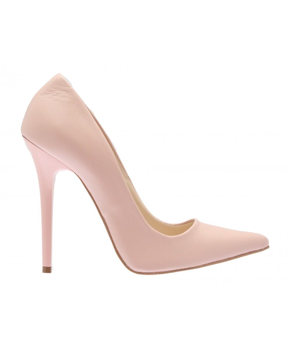 nouvelle collection 15042 7e8f3 Prenez la nouvelle friandise signée OSMOSE shoes : escarpin cuir Rose