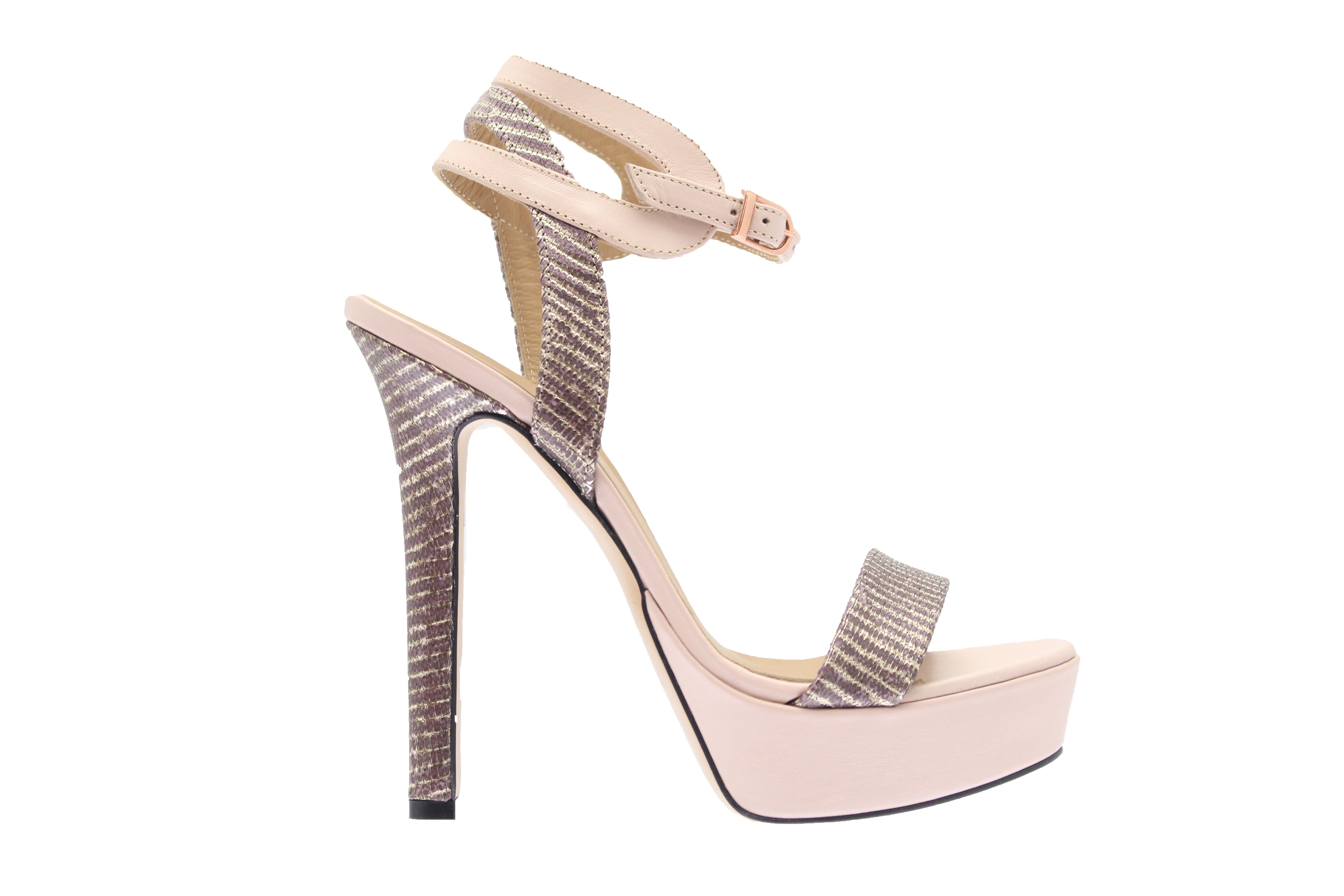 Shoes Paris Couture Femme Sandale Ligne Sublime Haut À De Osmose Talon bYg7fy6