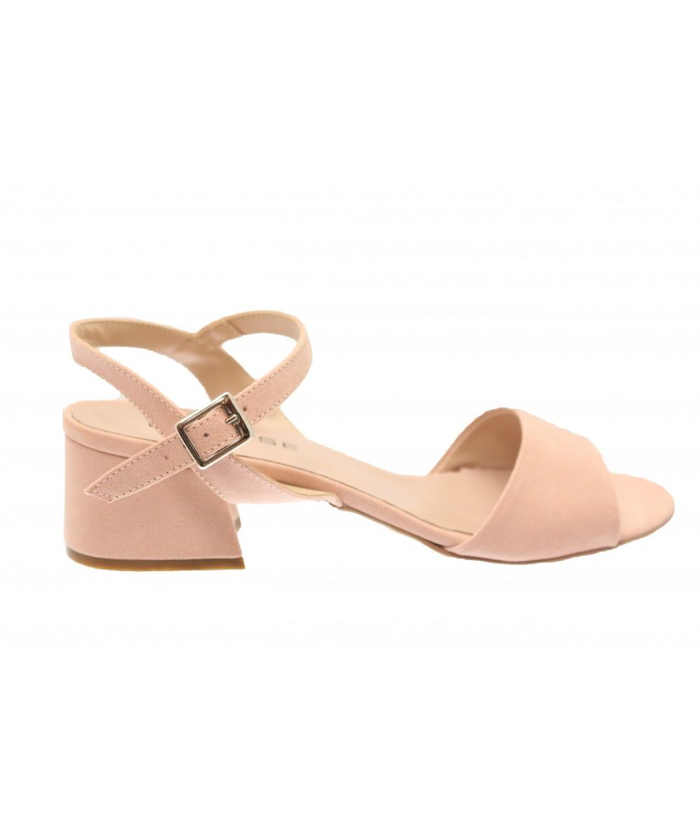 2b109ddd6e1837 Nouvelle Ligne douceur petit talon rétro chic & carré en OSMOSE Shoes