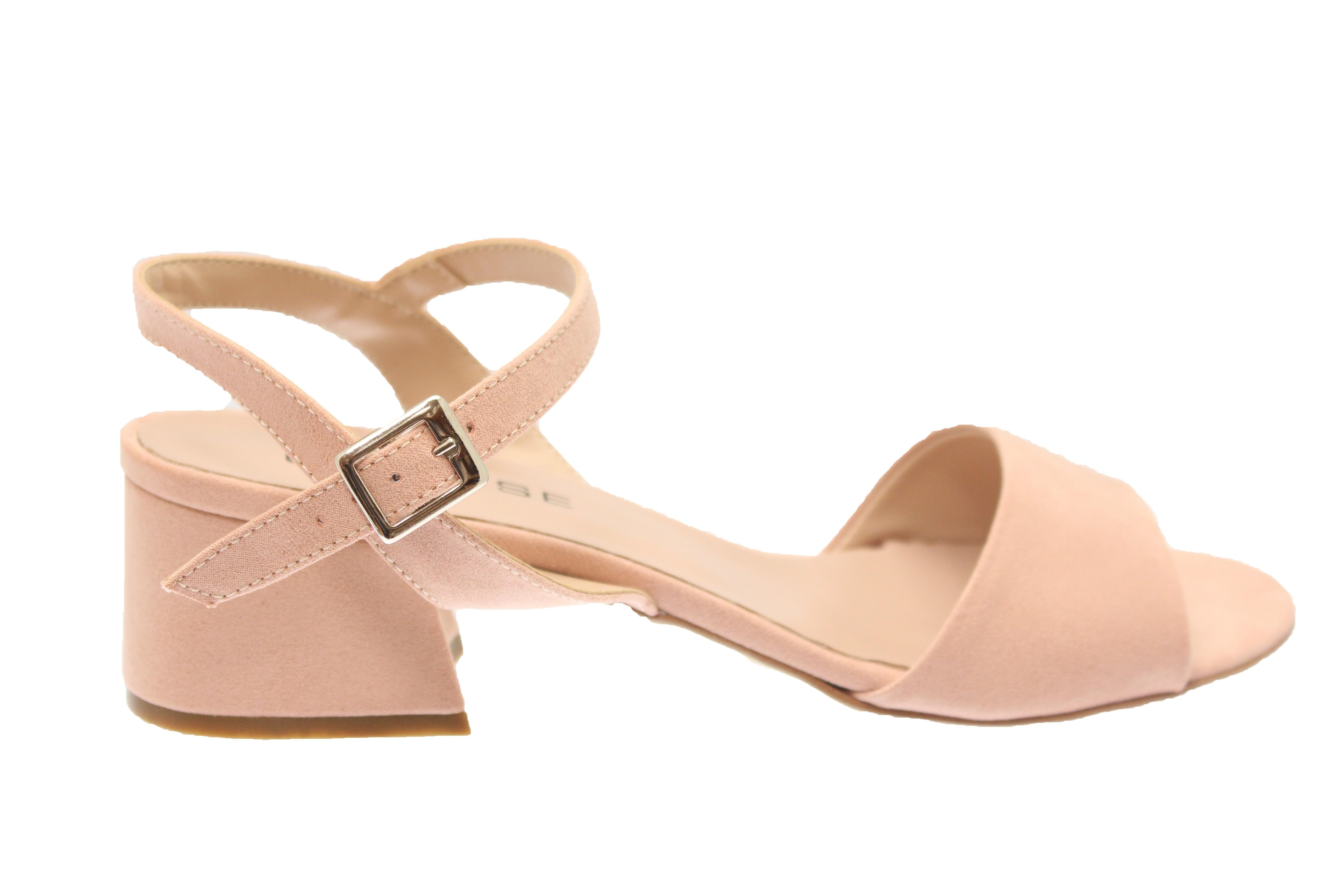 93df9f14aa7fa Nouvelle Ligne douceur petit talon rétro chic   carré en OSMOSE Shoes