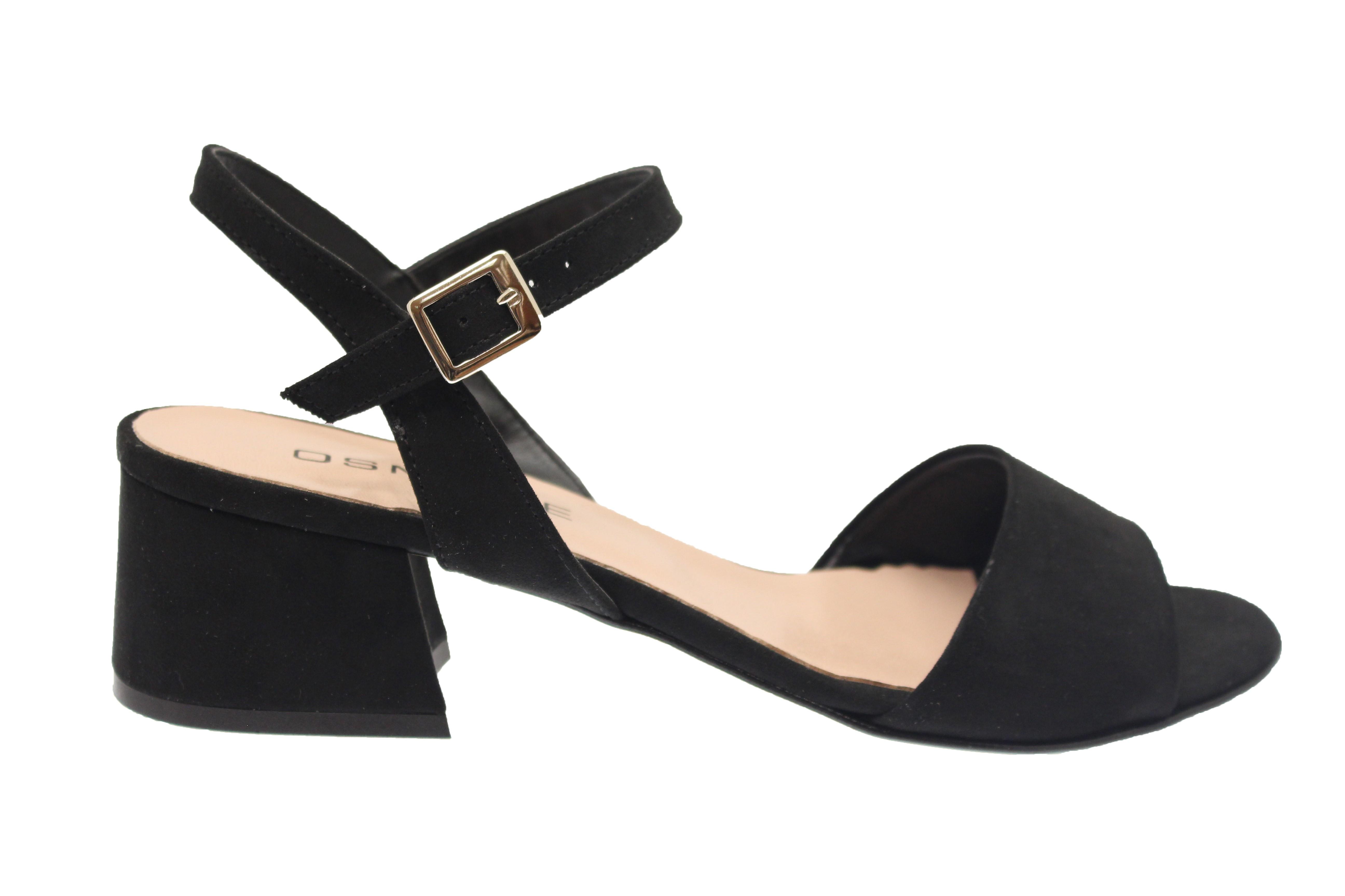 Ligne Osmose Sandale De Femme Carré Nouvelle Chic Talon Rétro À Shoes uOZiPkX