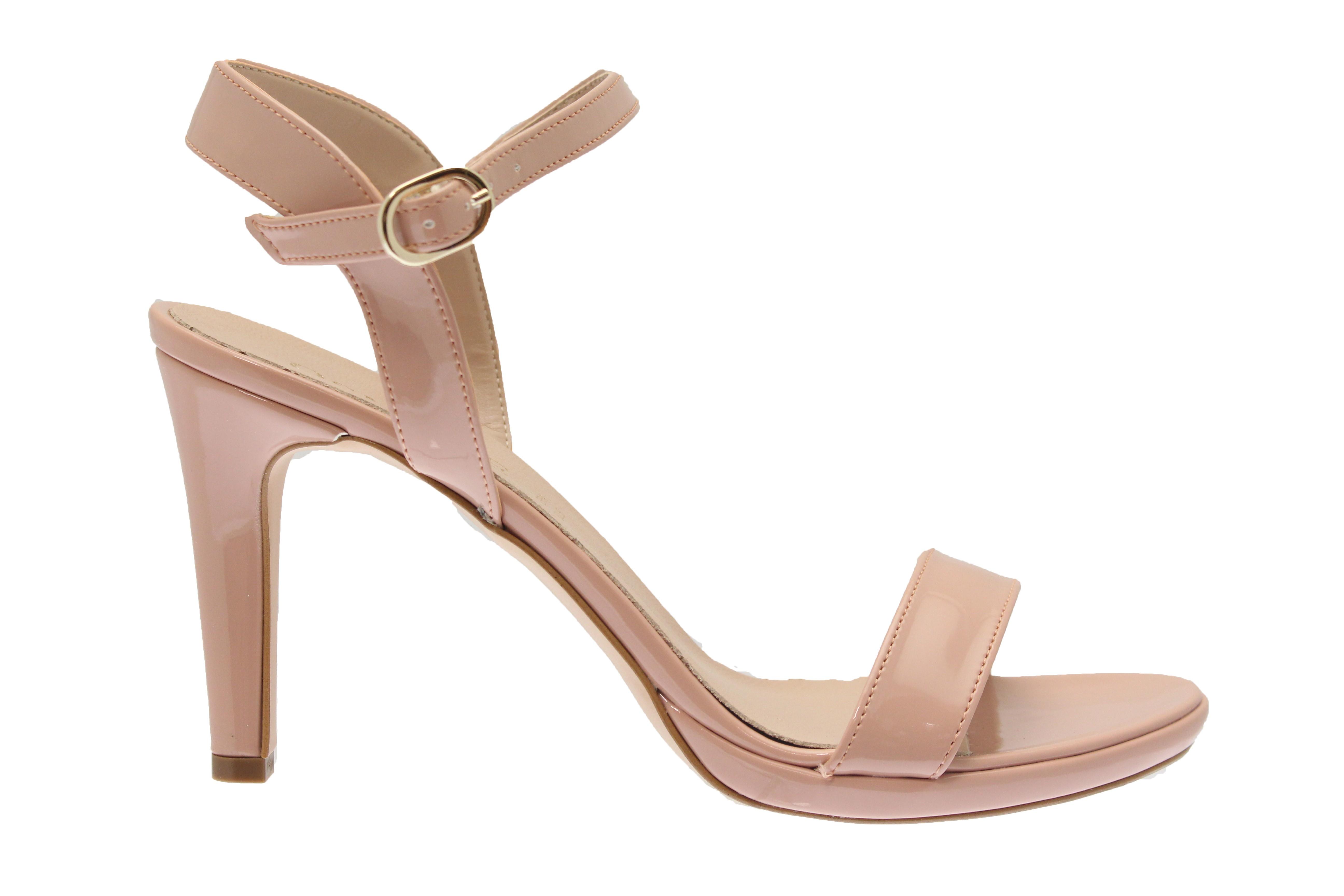 huge discount the best attitude nice shoes Illuminez vous en Sandale verni rose petit taon en OSMOSE ...