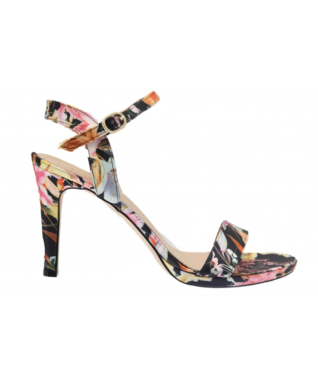 Sandale Osmose Vous Shoes Petit Nouvelle Fleur A Talon Sublimez Sur La 8y0vmnwONP