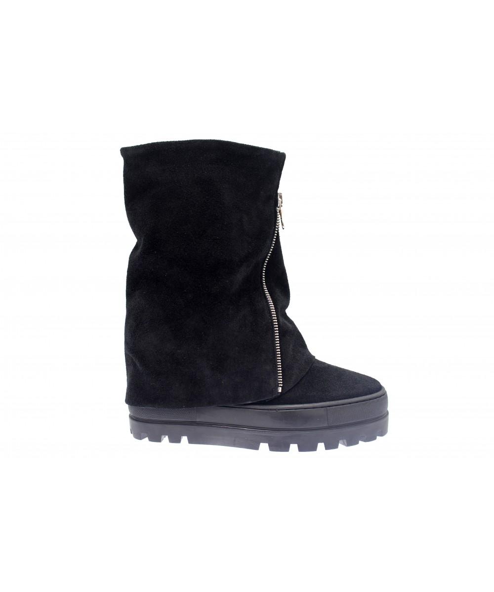 La femme Boot COUTURE parfaite en 1 signée compensée OSMOSE 2 haute ZuTXwPkiO