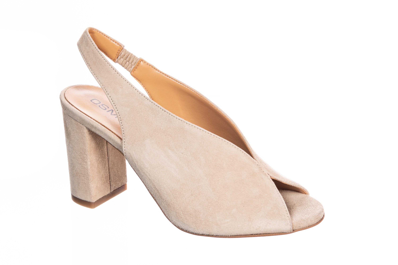 694281cdcf247 Le talon carré donne la note à votre féminité en OSMOSE Shoes 2019