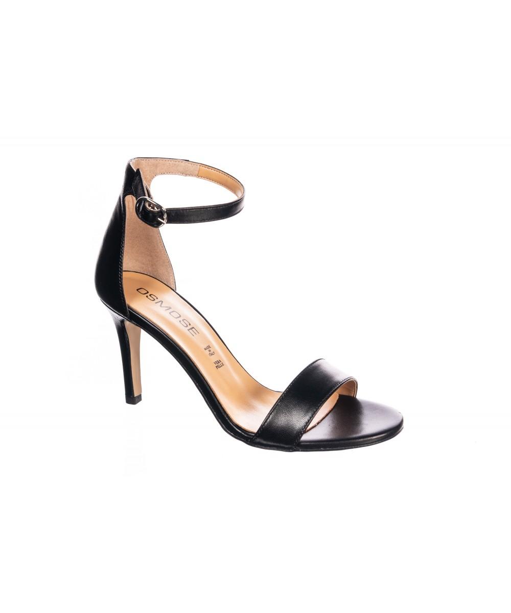 Sandales à petit talon carré | Sandales petit talon