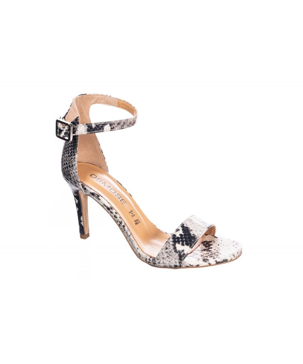 Python Psychédélique Beige Trop Sandale Hauteur Sans Osmose Shoes De 0N8wOvnm