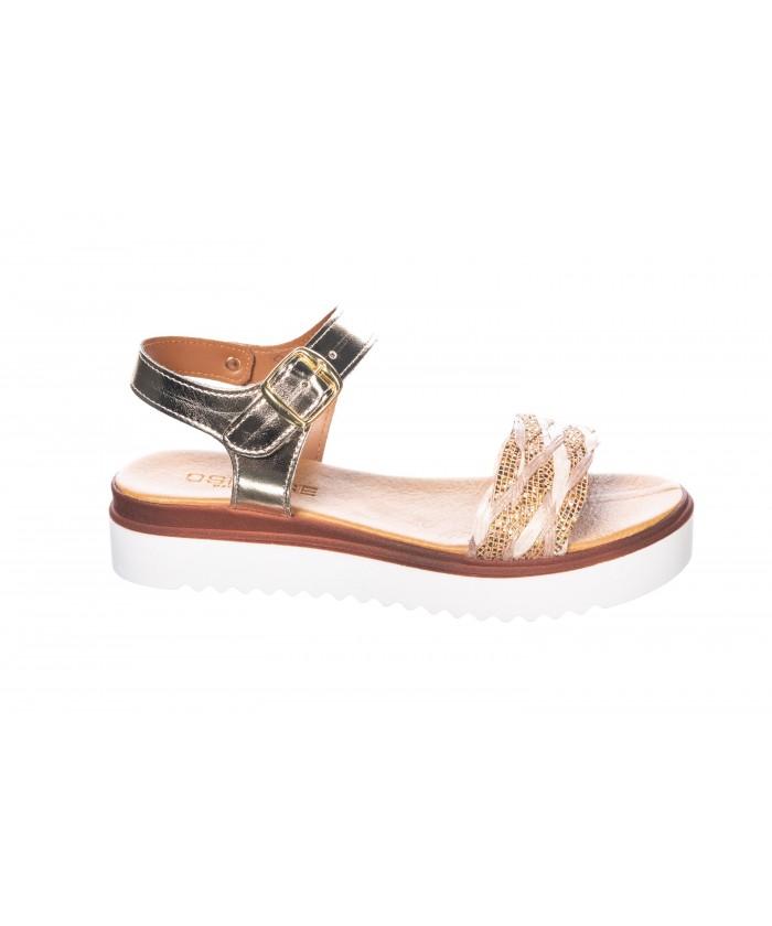 Sandale à Plateforme