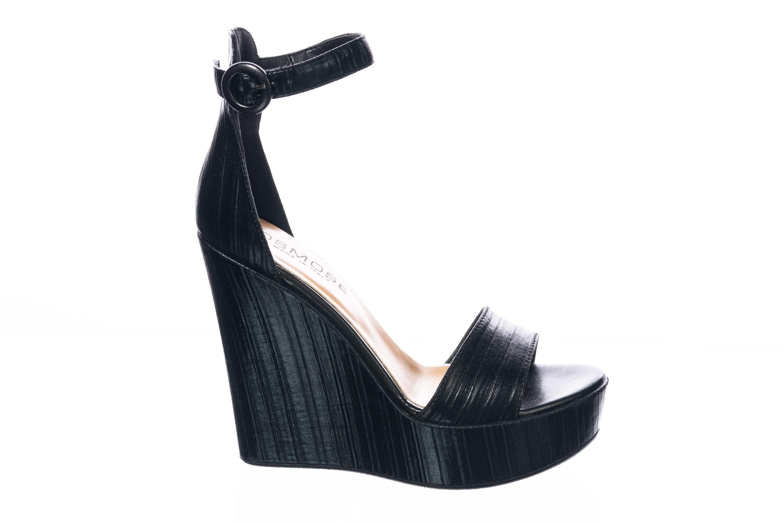 5e2191451ae4 Parfait compromis de séduction & confort: compensée haute OSMOSE Shoes