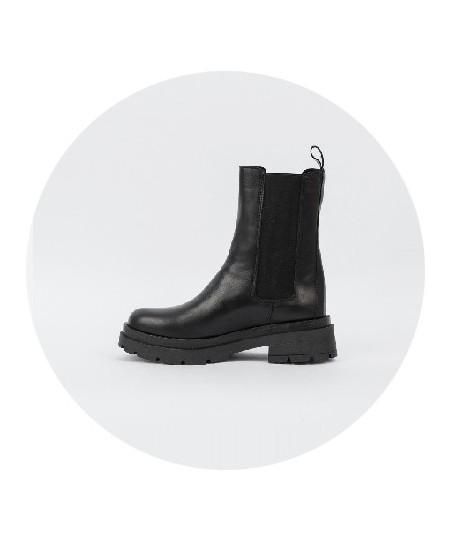 Boots et bottines talons haut pour femme